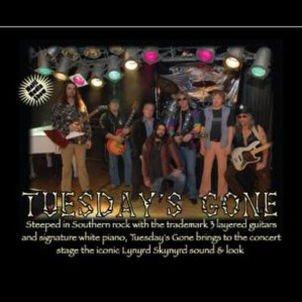 Tuesday's Gone - Lynyrd Skynyrd Tribute Band - Langhorne, PA