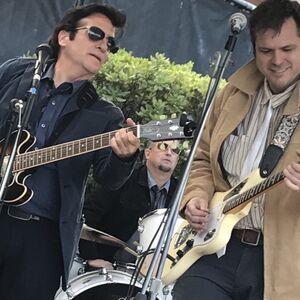 Pleasanton, CA Classic Rock Band | Michael James System