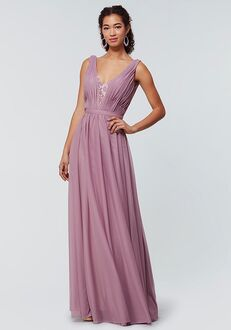Kleinfeld Bridesmaid KL-200163 V-Neck Bridesmaid Dress