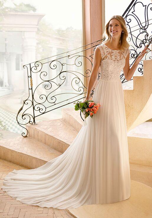 Rosa Clará Soft RIALP A-Line Wedding Dress