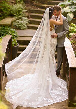 Essense of Australia D2887 Mermaid Wedding Dress