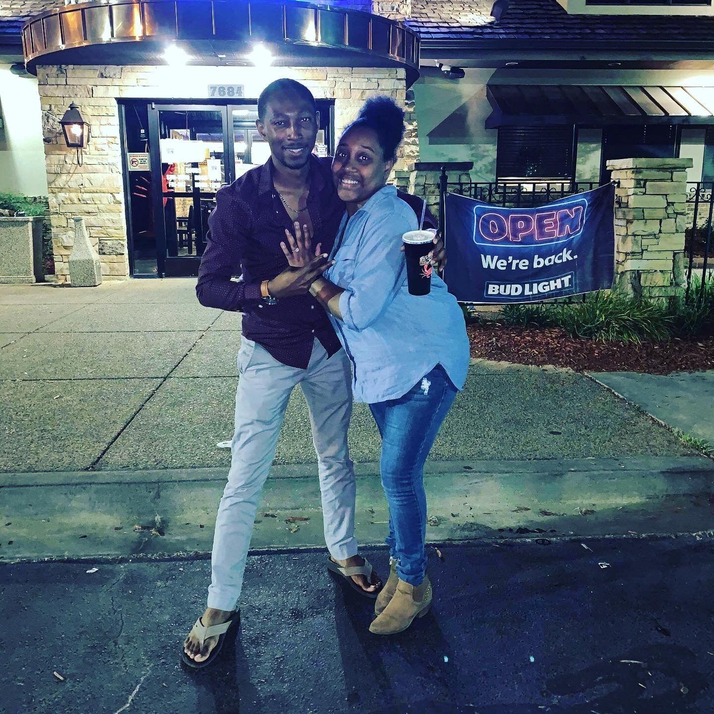 Image 1 of Treianna and Jay