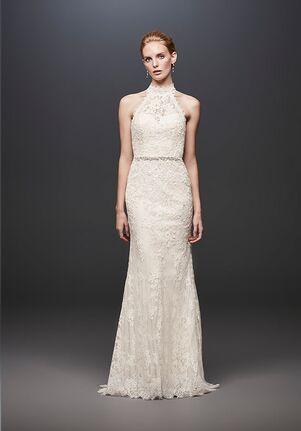 Melissa Sweet for David's Bridal Melissa Sweet Style MS251192 Sheath Wedding Dress
