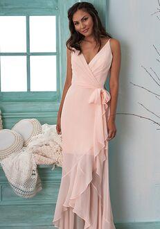 B2 Bridesmaids by Jasmine B203001 V-Neck Bridesmaid Dress