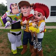 East Hartford, CT Costumed Character | Fantasy Kids Parties Galore
