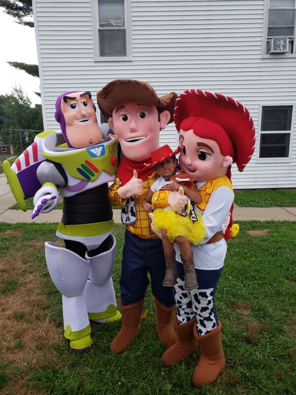 Fantasy Kids Parties Galore - Costumed Character - East Hartford, CT