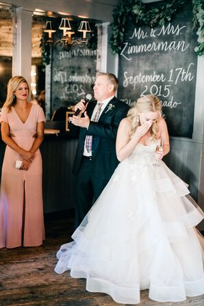 Father-of-the-Bride Speech