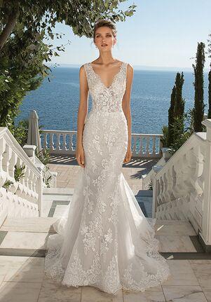Justin Alexander 88077 Mermaid Wedding Dress