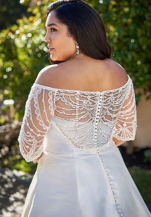 Jasmine Bridal F221057N A-Line Wedding Dress