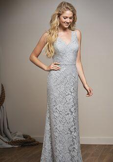 Belsoie Bridesmaids by Jasmine L204008 V-Neck Bridesmaid Dress