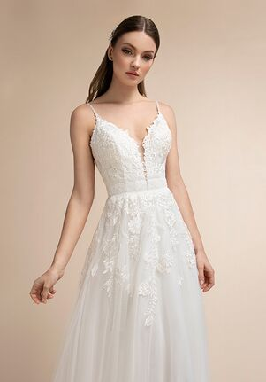 Moonlight Tango T912 A-Line Wedding Dress