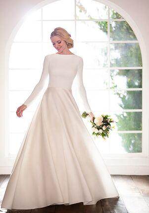 Martina Liana 1157 Ball Gown Wedding Dress