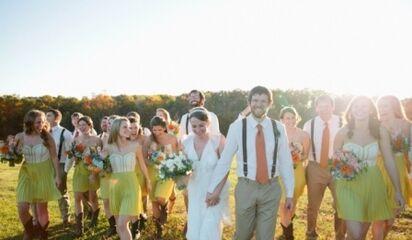 Weddings at Greenbrier Farms   Reception Venues - Easley, SC