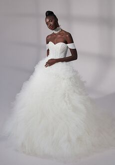 Justin Alexander Signature Grant Ball Gown Wedding Dress