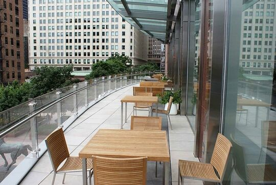 The Collection - Terrace Lounge - Private Room - Chicago, IL