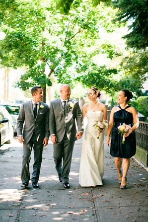 Intimate Bridal Party