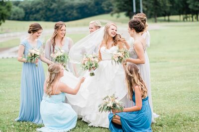 Mount Pleasant Bridal