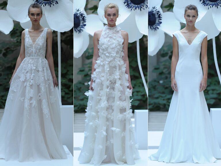 Lela Rose Fall 2016 Collection: Wedding Dress Photos