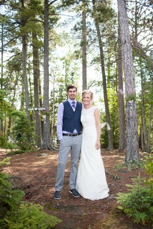 Natural Woods Wedding at Big Bear Lodge