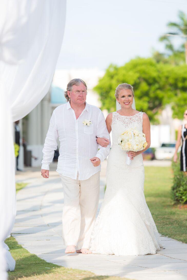 20bc430507 Little White Beach Wedding Dresses – DACC