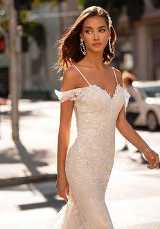 Moonlight Couture H1443 Mermaid Wedding Dress
