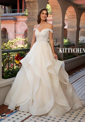 KITTYCHEN LEANDRA, H2054 Ball Gown Wedding Dress