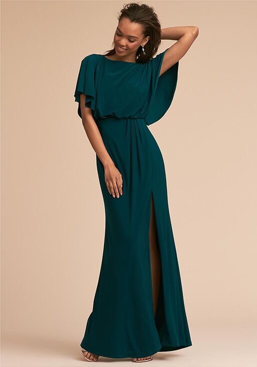 1e5464be948 BHLDN (Mother of the Bride) Lena Dress Blue Mother Of The Bride Dress