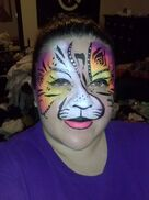 Bakersfield, CA Face Painting | Miss Kimmie's Fancy Faces