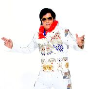Palm Beach, FL Elvis Impersonator | Leon's Virtual Singings Telegrams & Shows!