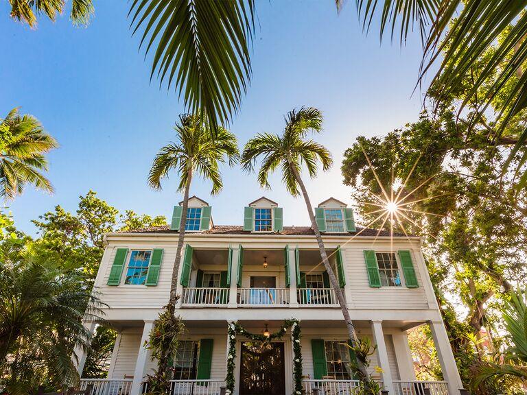 Audubon House & Tropical Gardens in Key West Florida