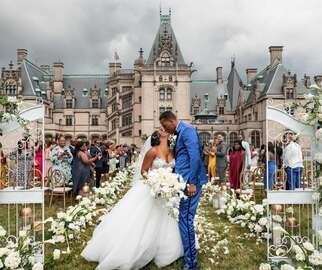 jasmine luv husband wedding