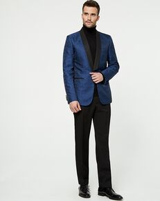 LE CHÂTEAU Wedding Boutique Tuxedos MENSWEAR_360086_019 Blue Tuxedo