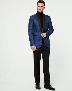 LE CHÂTEAU Wedding Boutique Tuxedos MENSWEAR_360086_019 Blue Tuxedo