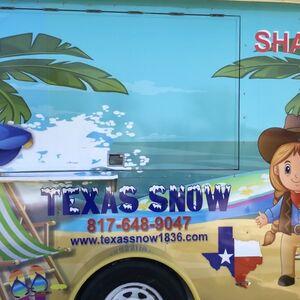 Joshua, TX Food Truck | Texas Snow Shaved Ice