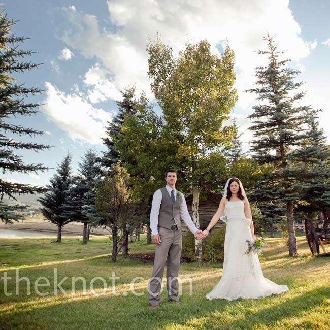 The Bride Holly Stewart, 31, a marketing and communications director at Access Fund The Groom Matt Smolenski, 34, account director at Faction Media Th