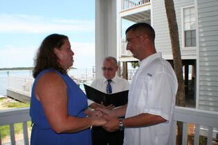 Wedding Officiant/Sams Notary