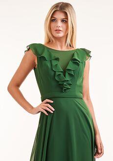 JASMINE P226007 Bateau Bridesmaid Dress