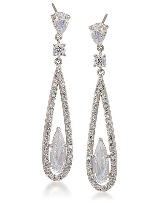 Carolee Jewelry  6185EP4123 Wedding Earrings photo