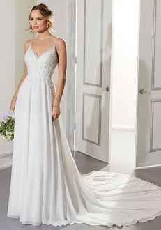 Morilee by Madeline Gardner/Blu Ailani A-Line Wedding Dress