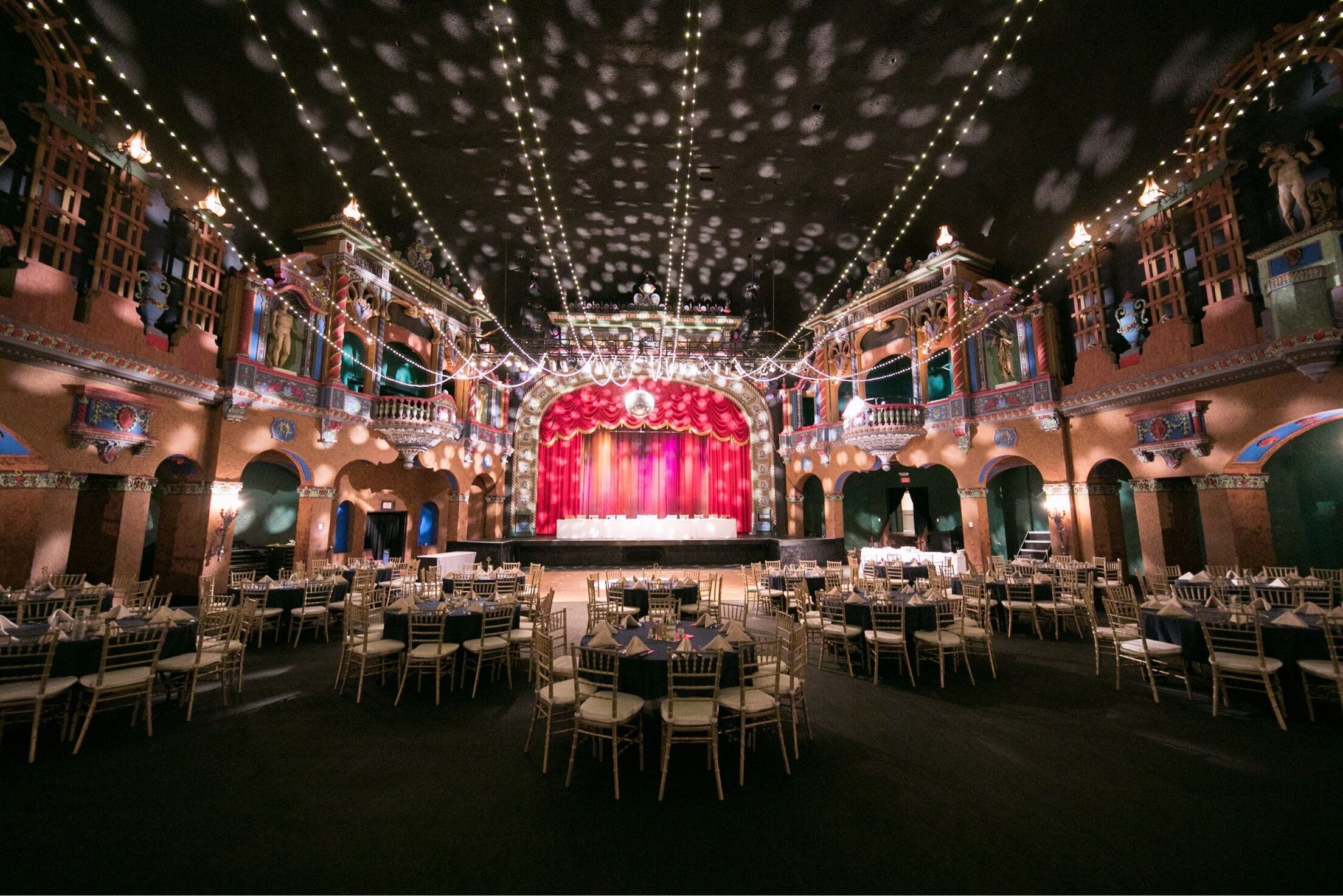 Uptown Theater Reception Venues Kansas City Mo