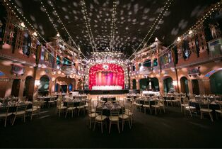 Wedding reception venues in kansas city mo the knot uptown theater junglespirit Image collections