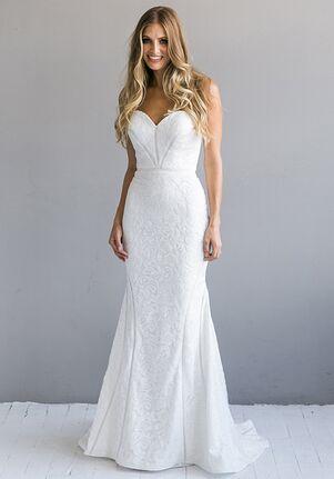Desiree Hartsock Luna Mermaid Wedding Dress