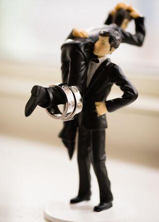 Creative Ways to Display Ring/Brian Dorsey Studios/The Knot blog
