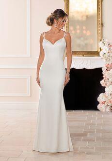 Stella York 6705 Sheath Wedding Dress