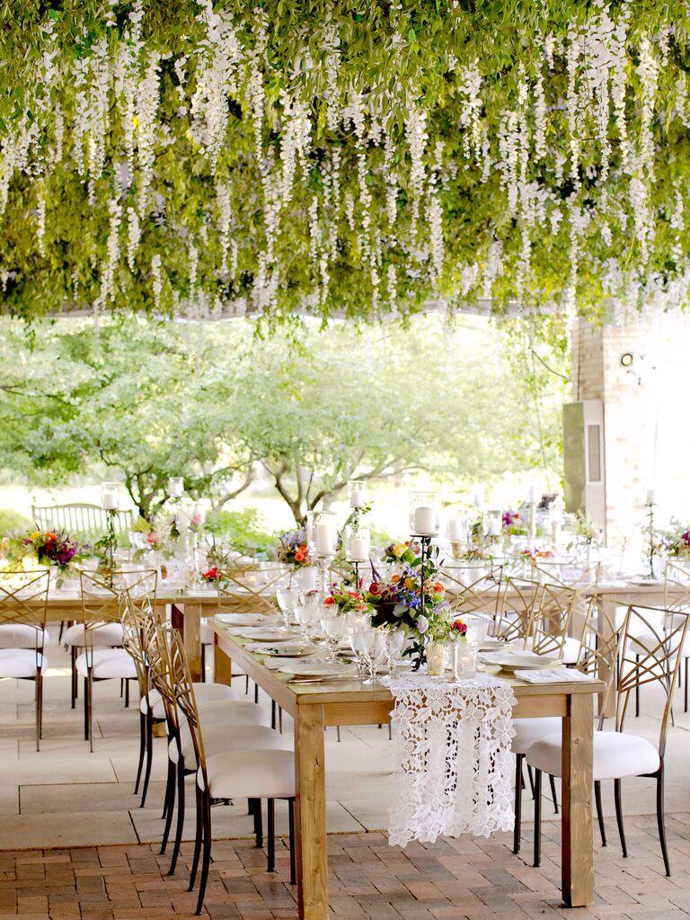 Outdoor Wedding Reception Photos: Outdoor Wedding Inspiration