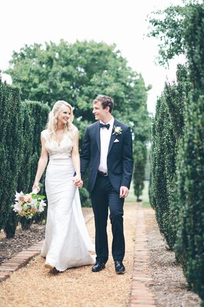 Jessie and Justin's Southern Elegance Wedding