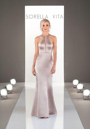 Sorella Vita 9256 Halter Bridesmaid Dress