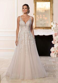 Stella York 6436 A-Line Wedding Dress