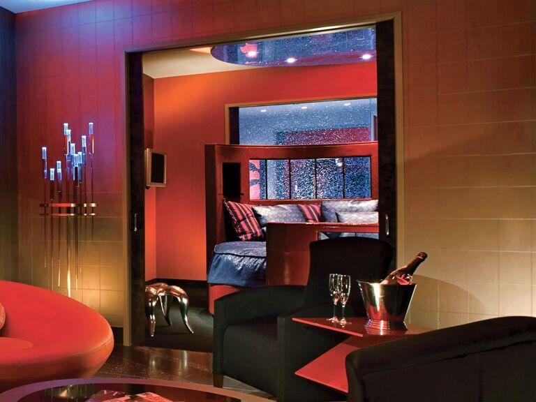Mayfair hotel ebony suite