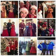 New York City, NY Christmas Carolers | The Jolly Holidays